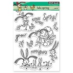 Penny Black Clear Stamp - Lulu Spring