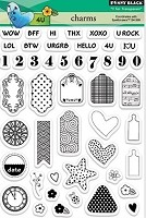 Penny Black Clear Stamp - Charms