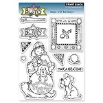 Penny Black - Clear Stamp - Boys will be Boys