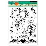 Penny Black - Clear Stamp - Love & Hugs