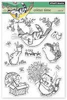 Penny Black - Clear Stamp - Critter Time