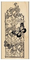 Penny Black - Wood Mounted Stamp - Butterfly Chapter