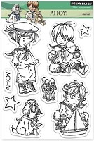 Penny Black - Clear Stamp - Ahoy!
