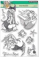 Penny Black - Clear Stamp - Mermaids