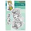 Penny Black - Slapstick Cling Stamp - Little Gini