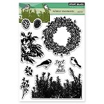Penny Black - Clear Stamp - Winter Moment