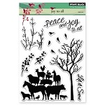 Penny Black - Clear Stamp - Joy To All