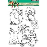 Penny Black - Clear Stamp - Snow Much Fun