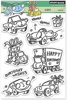 Penny Black - Clear Stamp - Cars