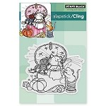 Penny Black - Slapstick Cling Stamp - Sew Mice