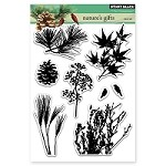 Penny Black - Clear Stamp - Nature's Gift