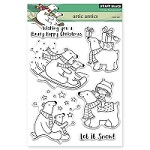 Penny Black - Clear Stamp - Arctic Antics