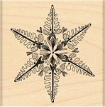 Penny Black Wood Stamp - Guiding Light