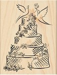 Penny Black Wood Stamp - Pinnacle