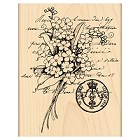 Penny Black - Wood Stamps -Scented Message