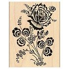 Penny Black - Wood Stamps - Flamboyant