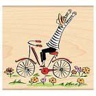 Penny Black - Wood Stamps - Tour de fun