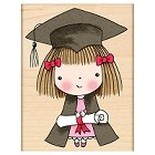 Penny Black - Wood Stamp - Graduate mini