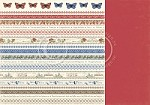 "*Pre-Order*  Pion Designs - Siri's Kitchen - 12""x12"" Double Sided Cardstock - Borders"