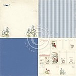 "*Pre-Order*  Pion Designs - Siri's Kitchen - 12""x12"" Single Sided Cardstock - 6x Aconitum"