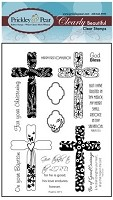 Prickley Pear - Clear Stamp Set - Spring Crosses