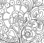 Prima Clear Stamp - Paintable Flower