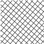 Prima Clear Stamp - Paintable Grid