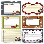 Prima Notecards - Road Trip