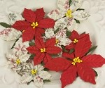 Prima Holiday Flowers - Celebration Snowflake