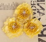 Prima - Sunrise Sunset Fabric Flower Pack - Lady Bird