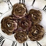 Prima - Sunrise Sunset Collection - Paper Roses Gold