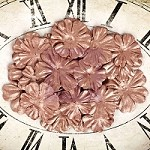 Prima - Sunrise Sunset Collection - Paper Petals Copper