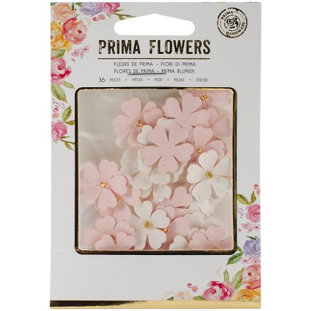 "Prima - Planner Flowers - Raelyn (36 flowers - 5/8"")"