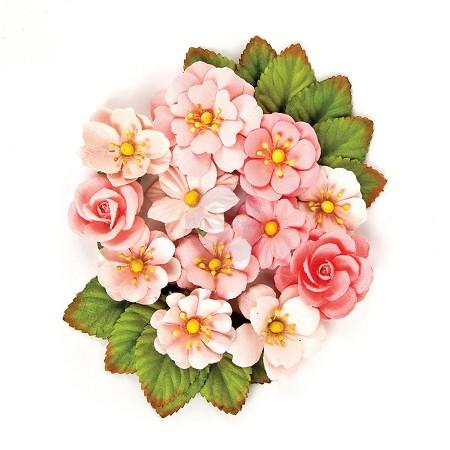 Prima rose quartz collection petal marble paper flowers mightylinksfo