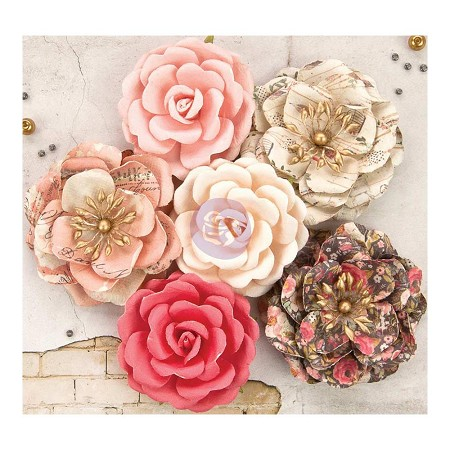 Prima rossi belle collection stella paper flowers mightylinksfo