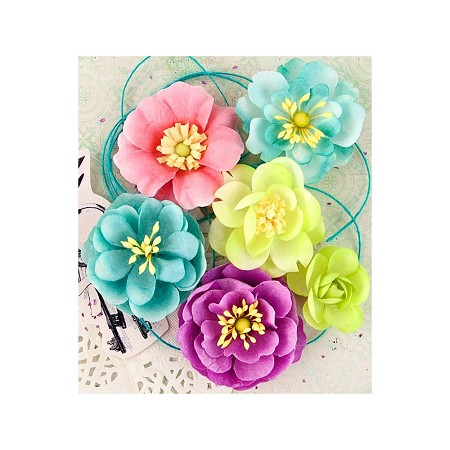 Prima royal menagerie collection mary mulberry paper flowers prima royal menagerie collection mary mulberry paper flowers with stamens mightylinksfo
