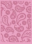 Cuttlebug Embossing Folder - Perfectly Paisley