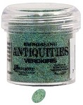 Ranger Embossing Antiquities - Verdigris (1 oz)