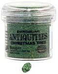 Ranger Embossing Antiquities - Christmas Tree (1 oz)