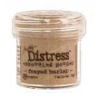 Ranger Distress Embossing Powder - Frayed Burlap