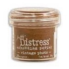 Ranger Distress Embossing Powder - Vintage Photo