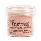 Ranger Distress Embossing Powder - Tattered Rose
