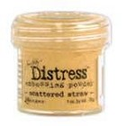 Ranger Distress Embossing Powder - Scattered Straw