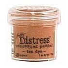 Ranger Distress Embossing Powder - Tea Dye