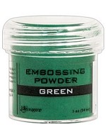 Ranger Embossing Powder - Green (1 oz)