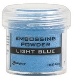 Ranger Embossing Powder - Light Blue (1 oz)