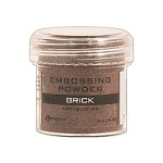 Ranger Embossing Powder - Antiquities Brick (1 oz)