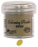 Ranger Regular Embossing Powders - Gold  (1 oz)