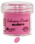 Ranger Regular Embossing Powders - Magenta (1 oz)