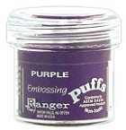Ranger Embossing Puffs - Puff Purple (1 oz)